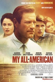 Watch My All American (2015) Full Movie Online Free