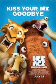 Watch Ice Age: Collision Course (2016) Full Movie Streaming Online Free