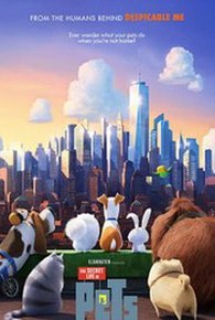 Watch The Secret Life of Pets (2016) Full Movie Streaming Online Free