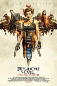 Watch Resident Evil: The Final Chapter (2016) Full Movie Online