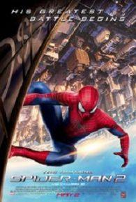 Watch The Amazing Spider-Man 2 (2014) Full Movie Online