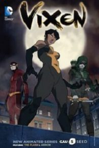 DC Vixen The Movie Full Movie Online Free