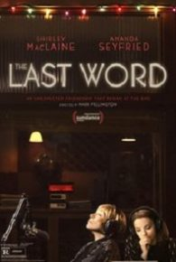 The Last Word (2017) Full Movie Online Free