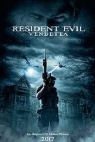 Resident Evil: Vendetta (2017) Full Movie Online Free