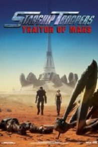 Starship Troopers: Traitor of Mars (2017) Full Movie Online Free