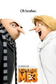 Despicable Me 3 (2017) Full Movie Online Free