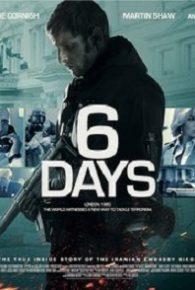 6 Days (2017) Full Movie Online Free