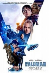 Watch Valerian and the City of a Thousand Planets (2017) Full Movie Online Free