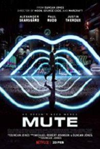Watch Mute (2018) Full Movie Online Free