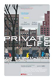 Watch Private Life (2018) Full Movie Online Free