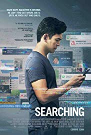 Watch Searching (2018) Full Movie Online Free