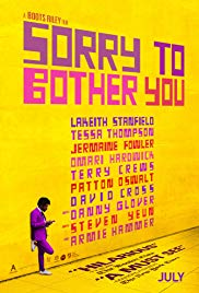 Watch Sorry to Bother You (2018) Full Movie Online Free