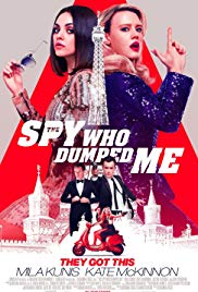 Watch The Spy Who Dumped Me (2018) Full Movie Online Free