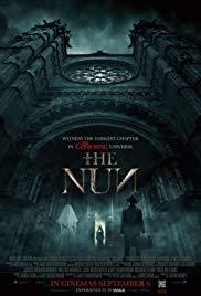 Watch The Nun (2018) Full Movie Online Free