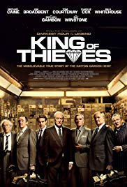 Watch King of Thieves (2018) Full Movie Online Free