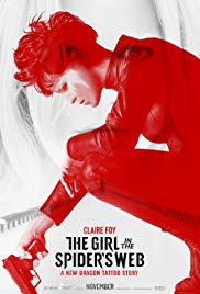 Watch The Girl in the Spider's Web (2018) Full Movie Online Free