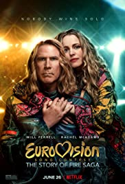 Watch Eurovision Song Contest: The Story of Fire Saga (2020) Online Free