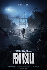 Watch Train to Busan 2 Peninsula (2020) Online Free