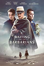Watch Waiting for the Barbarians (2019) Online Free