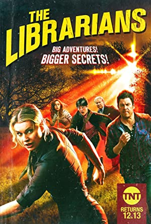 Watch The Librarians Full Movie Online Free